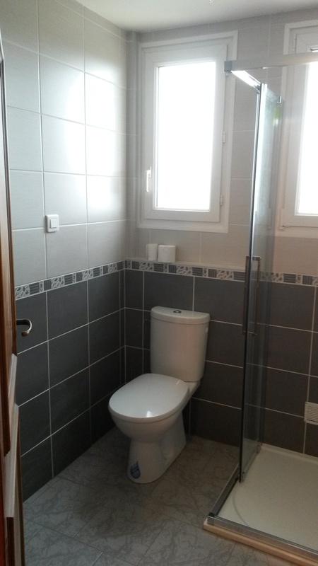 bathrrom renovation - trinite porhoet